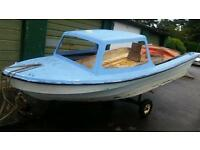 14ft dejon project boat floats