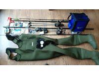 Pike fishing gear