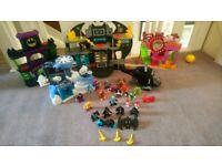 Imaginex Batman bundle with figures