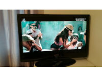 "Brilliant TV Samsung 40"" LCD Full HD 1080p Widescreen Freeview"