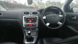 2007 Ford Focus Convertible for Sale.