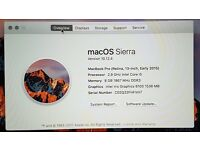MacBook Pro 2015 13'' , i5 / 8G Ram / 512 GB SSD / Intel 6100 Gpu