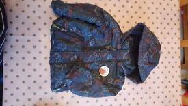 Boys Gruffalo Coat 1.5-2 years