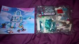 LEGO Compatible - ICE QUEEN CASTLE (LIKE FROZEN) - NEW - NO BOX