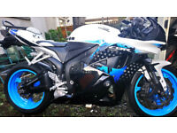 Honda CBR600RR Limited Edition