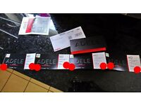 Cost price Adele ticket Thursday 29th June WEMBLEY