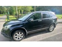 Honda CRV 2008 with six months warranty, brand new clutch and rear tyres, FSH, towbar