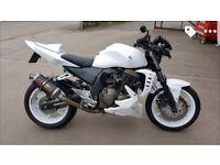 kawasaki z750 motor bike