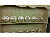 Vintage tea sets cups and saucer beswick royal albert