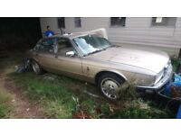 1990 JAGUAR XJ SOVERIGN SPARES OR REPAIRS