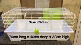 New Guinea Pig Cage