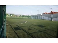 Looking for 5 or 6 players (aged 11-14) for a regular (Sat AM) 6 a side game