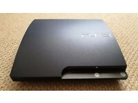Sony Playstation 3 250gb with games and more...
