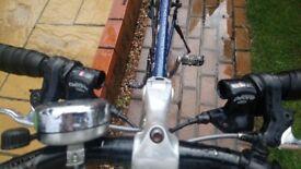 Dawes galaxy racing bike