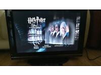 "LCD TV DVD Combi 26"" Full HD Digital Freeview USB"