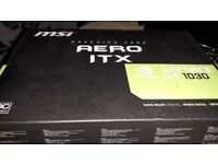 gaming graphic card all boxed