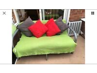Sofa bed/ bed settee (double bed)