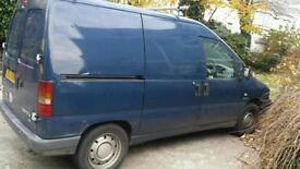 Citroen Dispatch 10 months MOT £ 400.