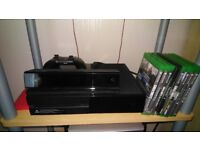 Xbox one with connect