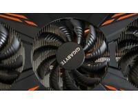 GIGABYTE GeForce GTX 1080 WindForce OC 8GB