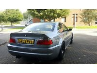 2003 BMW M3 E46 COUPE MANUAL FACELIFT (VERY CLEAN EXAMPLE WITH EXTRAS)