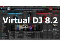 Virtual Dj 8.2 infinity with activated ( Windows only )