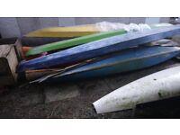 Canoes, Kayaks Free to uplift