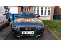 Audi A5 2.0TFSI Sport Coupe. Excellent condition, Common oil burn issue fixed by Audi, must see!