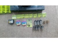 Fishing /tackle/reel/rod