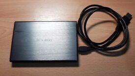 """160GB Western Digital 2.5"""" SATA hard Drive in Caddy"""