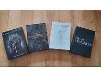 Game of Thrones DVD box set Seasons 1-4