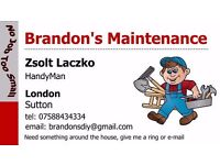 MULTI SKILLED HANDYMAN SERVICES