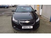 Stunning Chevrolet Cruze LS, full electric, alloy wheels, cd player