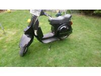 vespa t5 scooter