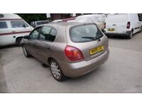 Nissn almera CHEAP CAR nearly 5 months mot. Few dings and dents, drives lovely