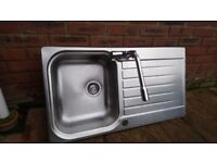 Brand new sink & tap for sale