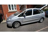 Citroen Picasso Exclusive, top of the range, MOT 9th Sep 2017