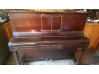 Crane and Sons Upright Piano