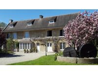 FRANCE - NORMANDY coast - Family Home For sale (with outbuilding)