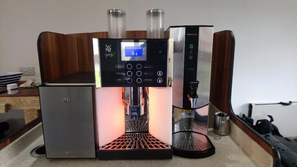 wmf presto espresso coffee machine complete unit in omagh county tyrone gumtree. Black Bedroom Furniture Sets. Home Design Ideas