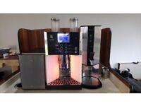 Wmf presto espresso coffee machine complete unit