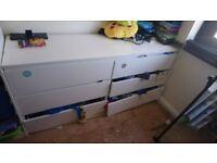 6 drawers ikea malm unit