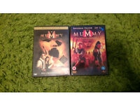 the mummy 1 and 2,