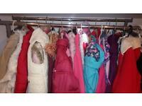 Girls Coats & Jackets. Many are designer names.