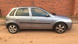 2004 Vauxhall Corsa 1.3 CDTI Diesel 5 Door