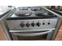 Uesed cooker Faned ,4 rings ,Grill