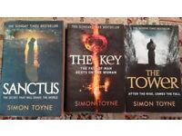 Trilogy by Simon Toyne