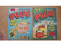 """""""Plug"""" comics 1977/8. Issues#1-32 published by DC Thompson"""