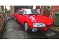 1993 ford sierra 1.6lxi hatchback needs work