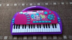 Kids keyboard doc mcstffins. Great condition